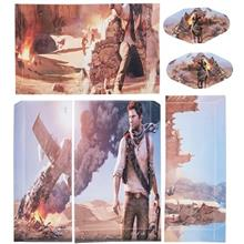 Uncharted 3 PlayStation 4 Cover