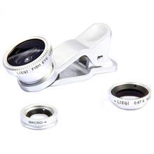 Universal LQ-001 3 In 1 Clip Lens