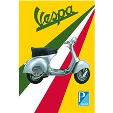 تابلوي وسپا مدل VESPA 125 سايز 40 × 30 سانتي متر