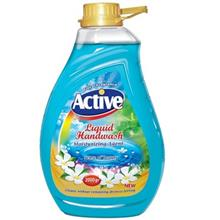 Active Blue Washing Liquid 2000ml