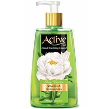 Active Clear Washing Liquid Green 450ml