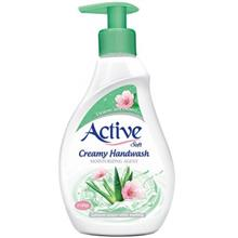 Active Cream Washing Liquid Green 350ml