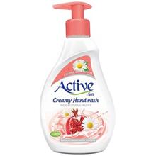 Active Cream Washing Liquid Pink 350ml