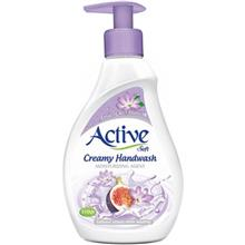 Active Cream Washing Liquid Purple 350ml