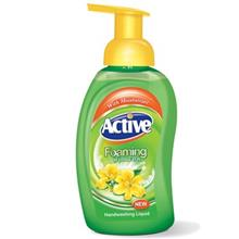 Active Foaming Washing Liquid Green 500ml