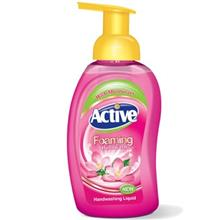 Active Foaming Washing Liquid Pink 500ml