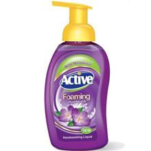 Active Foaming Washing Liquid Purple 500ml