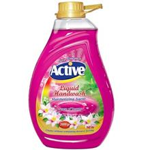 Active Pink Washing Liquid 2000ml