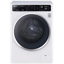 ماشین لباسشویی ال جی سری تایتان مدل WT-L84NW با ظرفیت 8 کیلوگرم