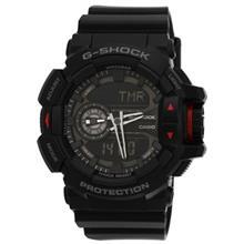 ساعت مچی عقربه ای کاسیو سری جی شاک مدل GA-400-1BDR مناسب برای آقایان