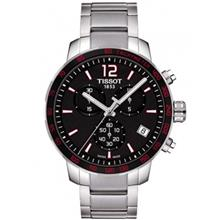 Tissot Quickster T095.417.11.057.00 Watch For Men