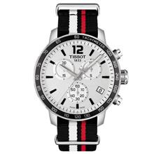 Tissot Quickster T095.417.17.037.01 Watch For Men