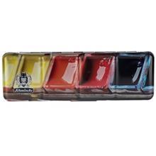 آبرنگ 12 رنگ اشمينک مدل Akademie کد 75714