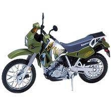 Welly 2002 Kawasaki KLR 650 Motorcycle