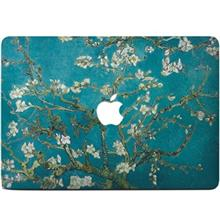 Wensoni Almond Blossom Sticker For 13 Inch MacBook Pro