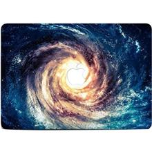 Wensoni Andromeda Galaxy Sticker For 13 Inch MacBook Air