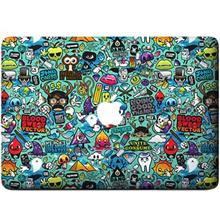 Wensoni Mix 3 Sticker For 15 Inch MacBook Pro