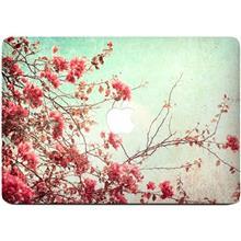Wensoni Vintage Spring Sticker For 15 Inch MacBook Pro