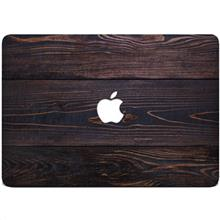 Wensoni Wooden Sticker For 15 Inch MacBook Pro