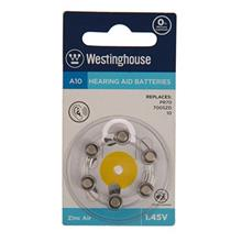 Westinghouse A10 Hearing Aid Battery
