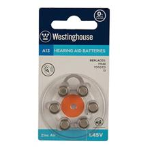 Westinghouse A13 Hearing Aid Battery