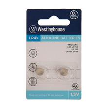 Westinghouse LR48 Alkaline Battery For Watches