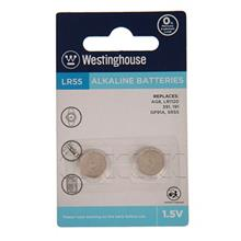 Westinghouse LR55 Alkaline Battery For Watches