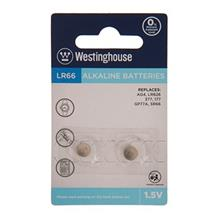 Westinghouse LR66 Alkaline Battery For Watches