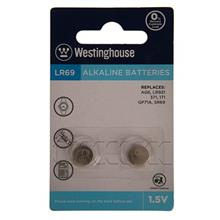 Westinghouse LR69 Alkaline Battery For Watches