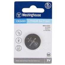 Westinghouse Lithium CR2450 Battery