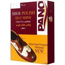 دستمال مرطوب پانو مخصوص کيف و کفش چرمي بسته 5 عددي