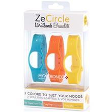 MyKronoz ZeCircle X3 Colorama Pack Wristband Bracelets