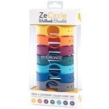 پک 7 عددی بند مچبند هوشمند مای کرونوز مدل ZeCircle X7 Colorama