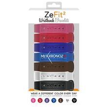 Mykronoz ZeFit2 X7 Classic Pack Wristbands
