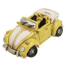 قلک دکوري مدل Yellow Car