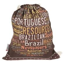 Yenilux Brazil Backpack
