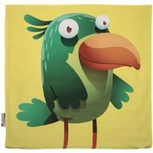Yenilux Crow Cushion Cover