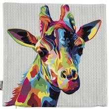 Yenilux Giraffe Cushion Cover