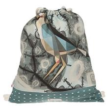Yenilux Graphic Bird Backpack