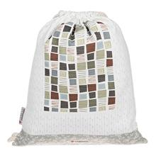 Yenilux Squares Backpack