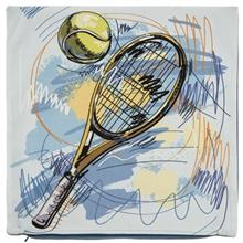 Yenilux Tennis Cushion Cover