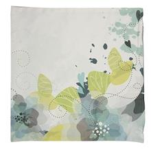Yenilux Watercolor Flowers Cushion Cover