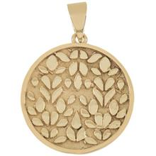 Zarin AB403 Gold Necklace Pendant