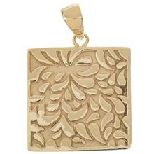 Zarin AB691 Gold Necklace Pendant