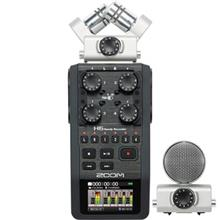 Zoom H6 Professional Voice Recorder