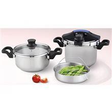 Bernaco Lando Style 2 Pieces Pressure cooker