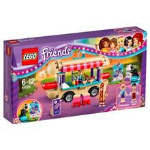 Friends Amusement Park Hot Dog Van 41129 Lego