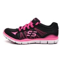 کتانی رانینگ زنانه اسکچرز گراتیس رینگ لیدر Skechers Gratis Ring Leader 22381-BKHP