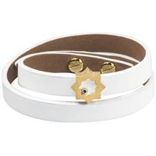 دستبند طلا 18 عيار تاج درسا مدل 211