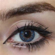 لنز رنگی فرشلوک آبی blue